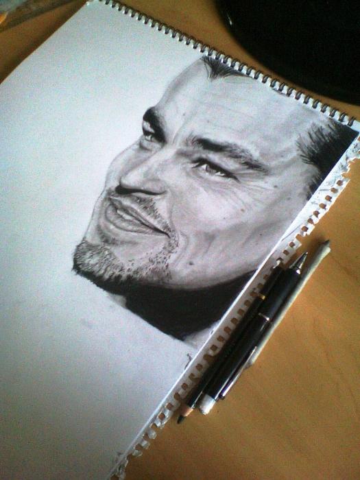 Leonardo DiCaprio by labellavitaaa